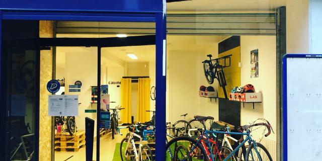 Boutique Il est Beaumont Vélo