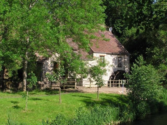 Le Moulin de Trotté