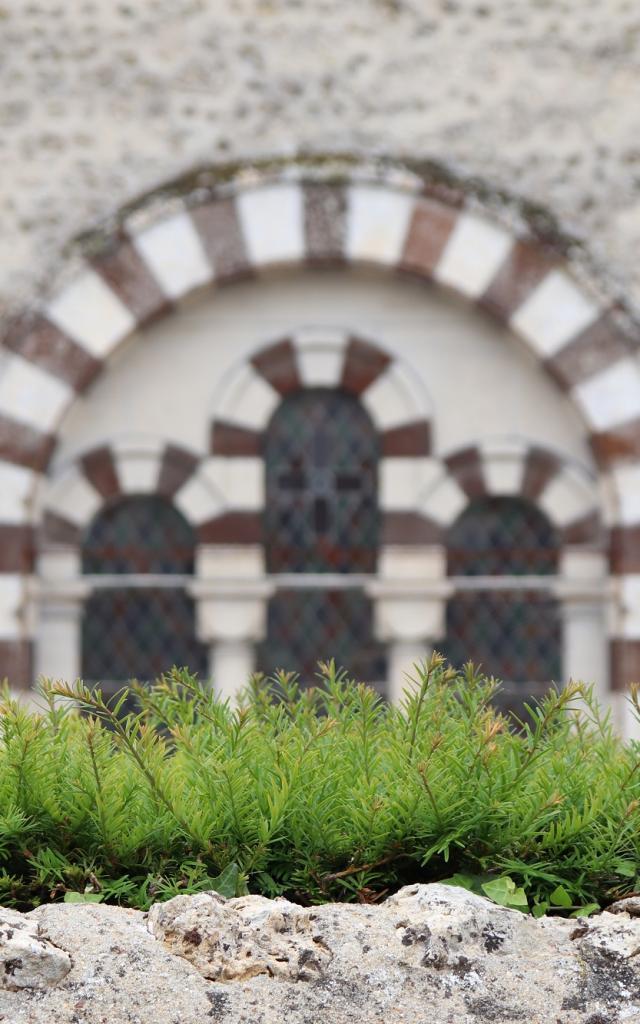 Patrimoine dans les Alpes Mancelles - Église de Juillé