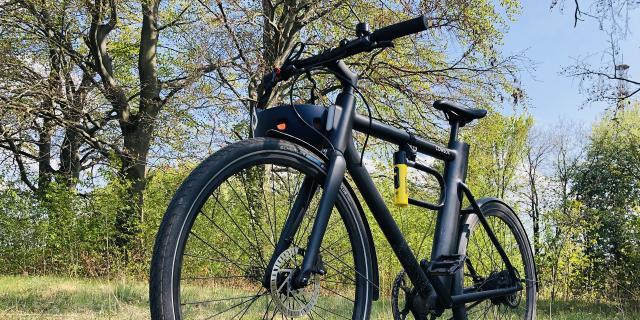 Vélo électrique (visuel non contractuel)