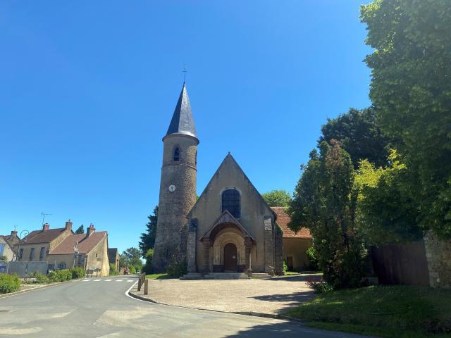 Église de Saint-Germain-sur-Sarthe