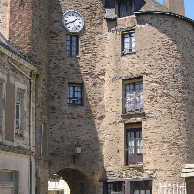 Porte Angevine à Pouancé