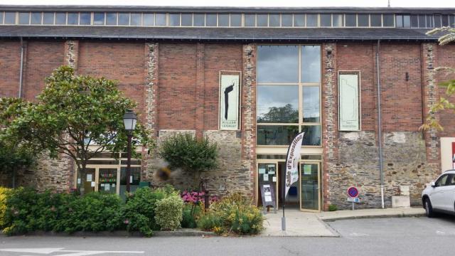 Atelier Legault, Pouancé