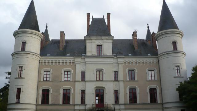 Château D'angrie ©romain Breget