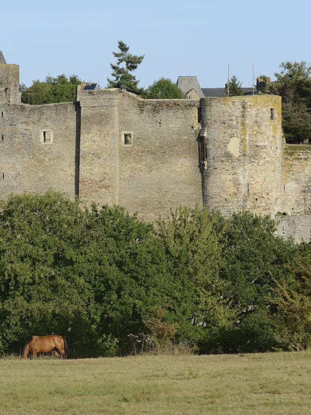 Le Château de Pouancé
