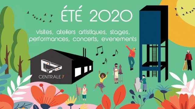 Centrale 7 - Programmation 2020