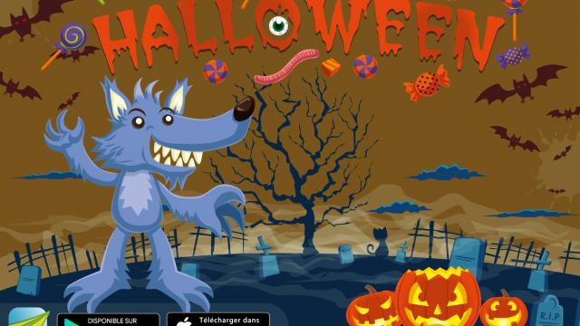 Baludik Halloween