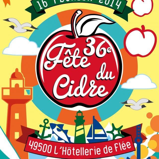 Fête Du Cidre 2014 Anjou Bleu