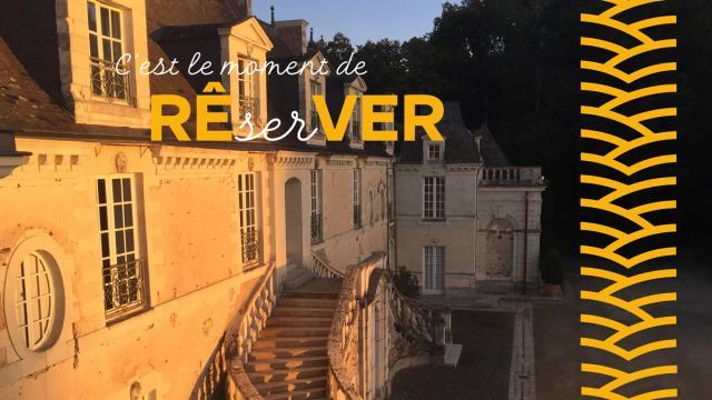 Fais Une Pause Visuel2 Web © Le Chateau De La Lorie