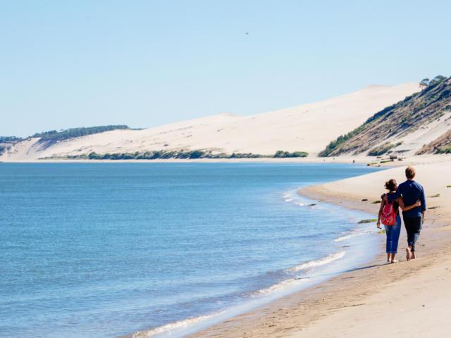 Balade Sur La Plage Sous La Dune @conteurs