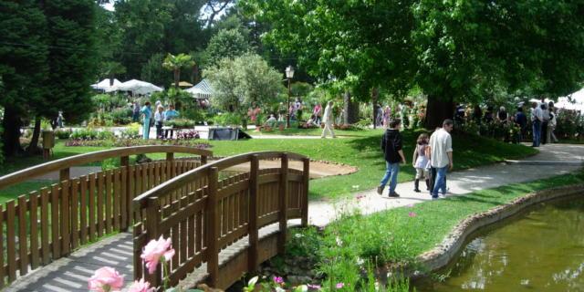 Parc Mauresque Petit Pont