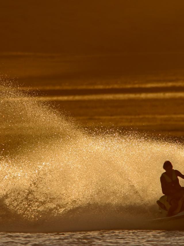 Jet Ski Sur L'eau