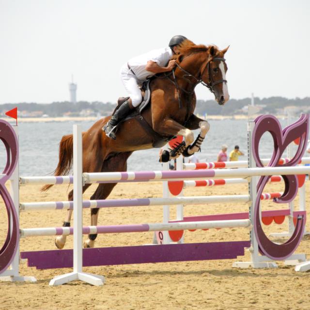 Jumping Des Sables