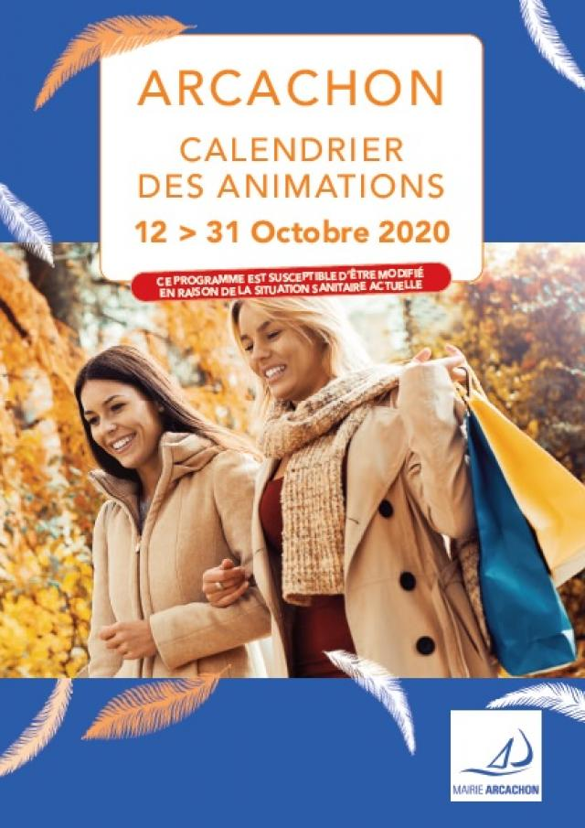 Couverture Animations Oct 2020