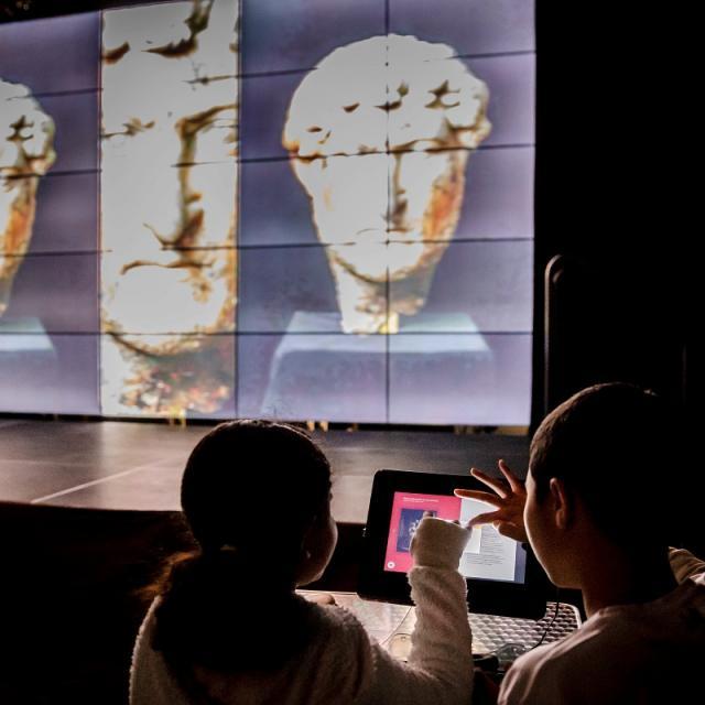 Micro-Folie Sevran - Journee porte ouverte - 22 janvier 2017 - Le Musee Numerique