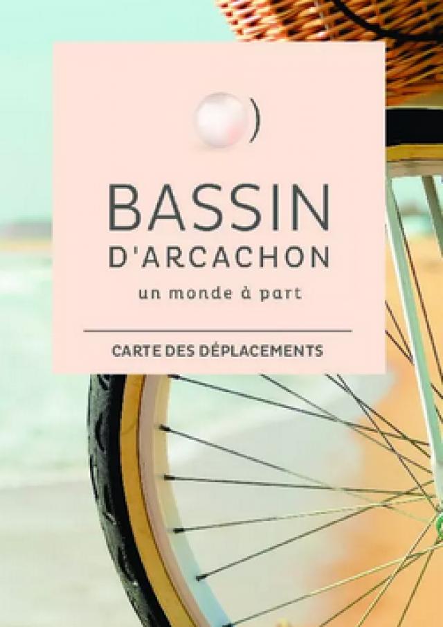 Carte Déplacements Bassin Arcachon