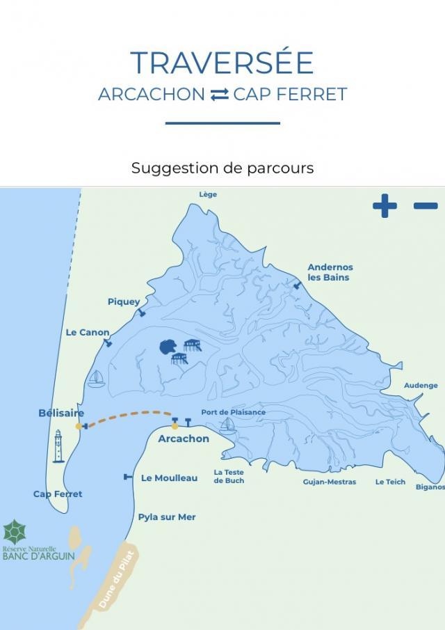 Arcachon Le Cap Ferret
