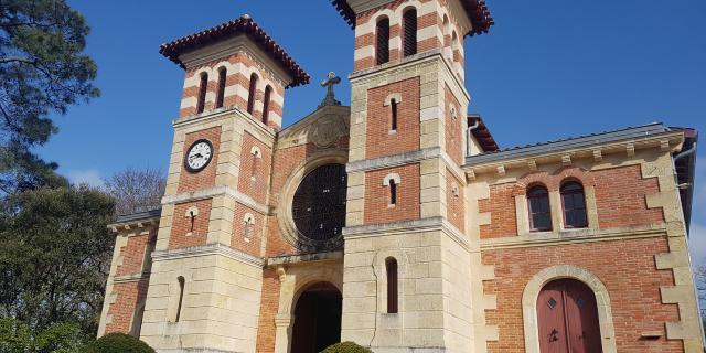 Notre Dame Des Passes Au Moulleau
