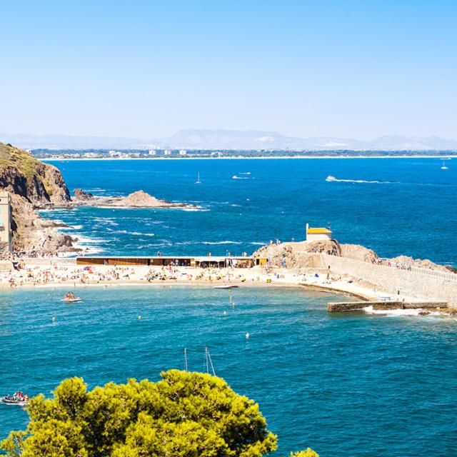 Argeles Sur Mer Paysage