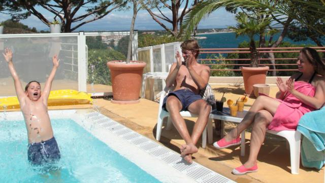Hotel Piscine Argeles