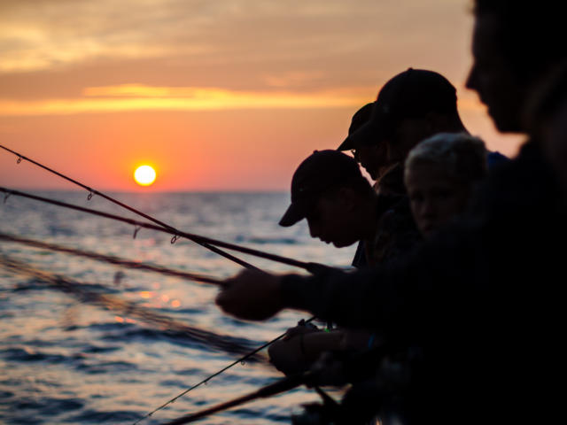 Pêche en mer à Argelès