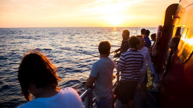 Peche En Mer Argeles