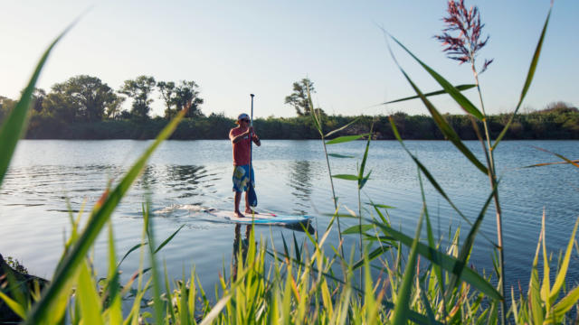 Stand Up Paddle Argeles Sur Mer