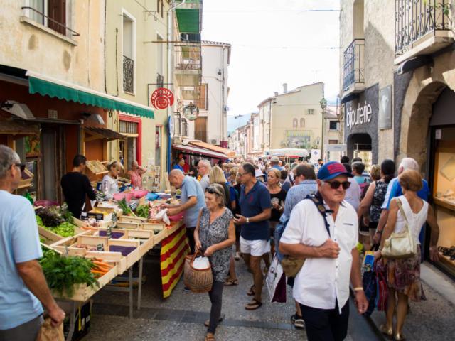 Marche Argeles Village S.ferrer (10)