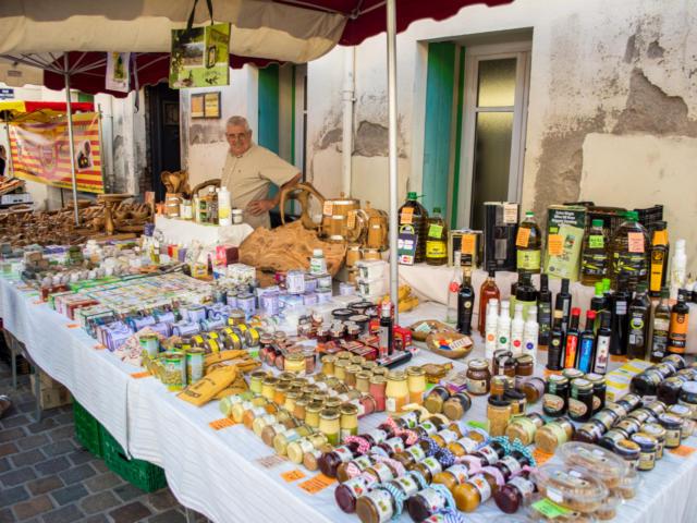 Marche Argeles Village S.ferrer (2)