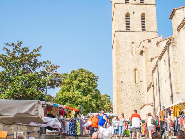 Marche Argeles Village S.ferrer (4)