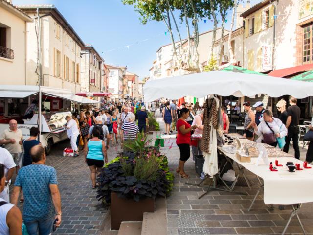 Marche Argeles Village S.ferrer