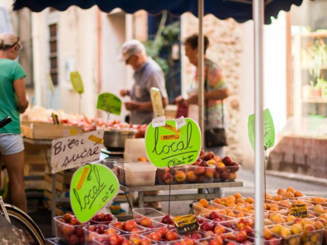 Marche Argeles Village S.ferrer (7)
