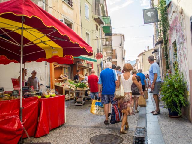 Marche Argeles Village S.ferrer (9)