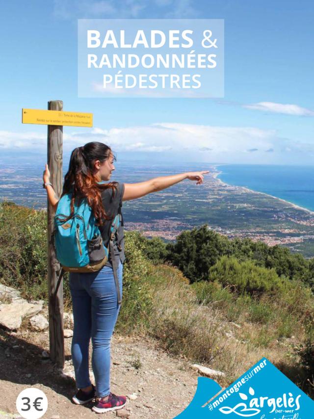 Guide Balades Rando Argeles Sur Mer
