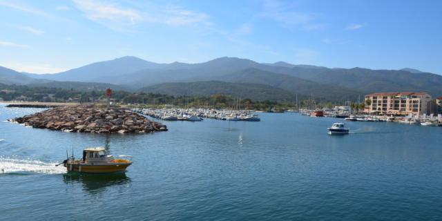 Port Argeles Bateaux B.collard