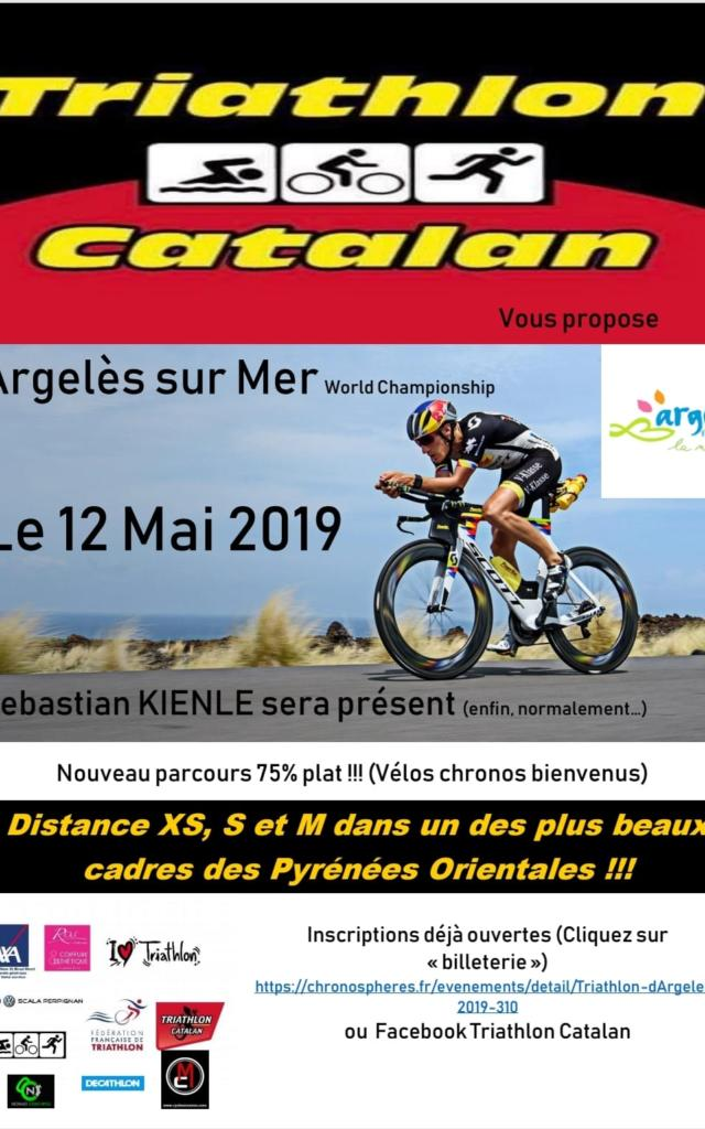 Triathlon Catalan Argeles 2019