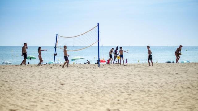 Argeles plage