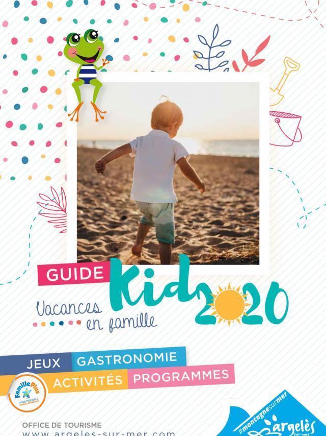 Kid Pratique Argeles 2020 Couv