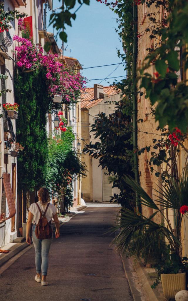 Village Argeles L Oeil D Eos