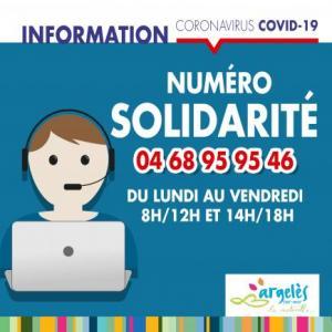 Num Solidarite Covid Argeles