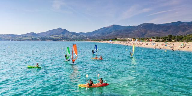 Sports nautiques Argeles