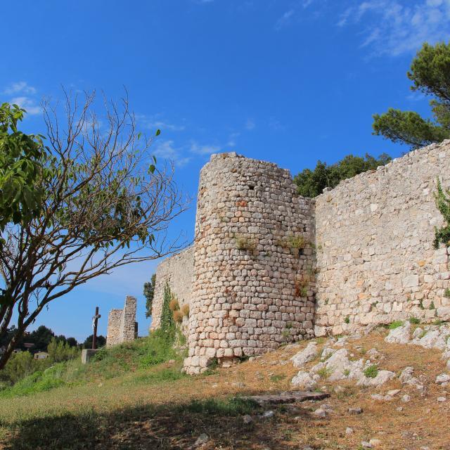 Chateau Murs Peypin Oti Aubagne