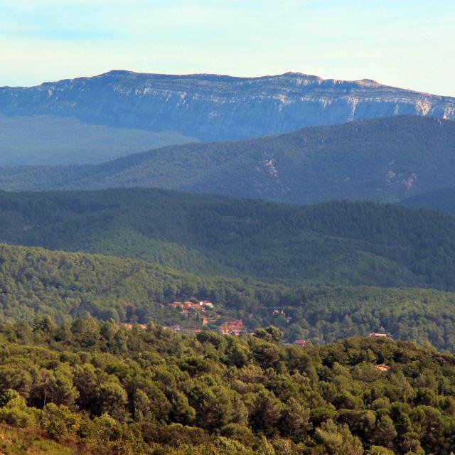 Collines Panorama Cadolive Oti Aubagne