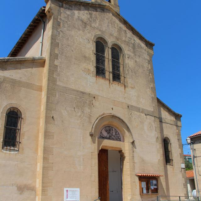 Eglise La Bouilladisse Oti Aubagne