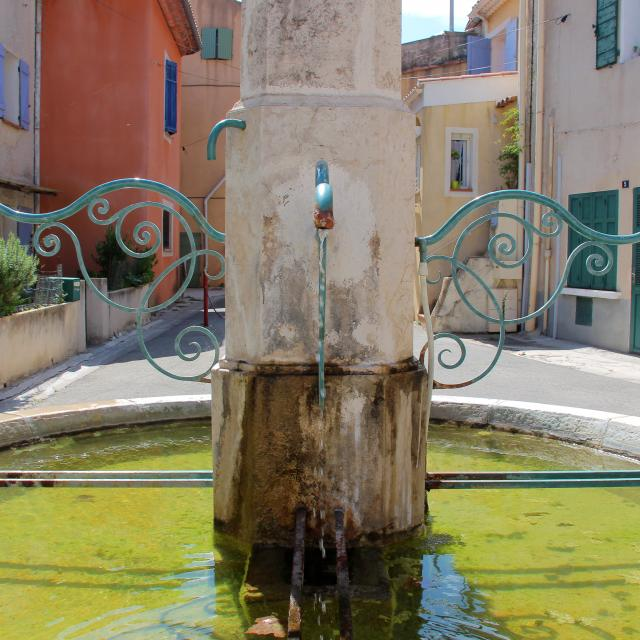 Fontaine Cadolive Oti Aubagne