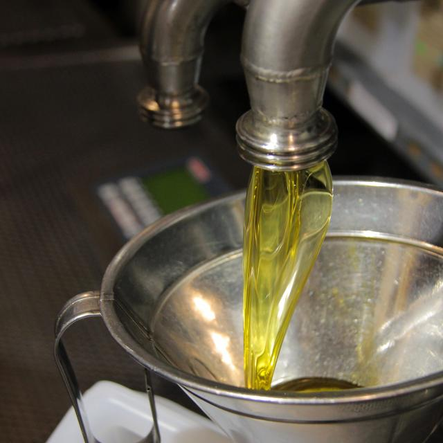 Huile D'olive Margier Auriol Oti Aubagne