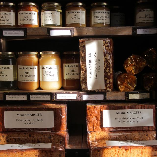 épicerie Fine Moulin à Huile Margier Auriol Oti Aubagne