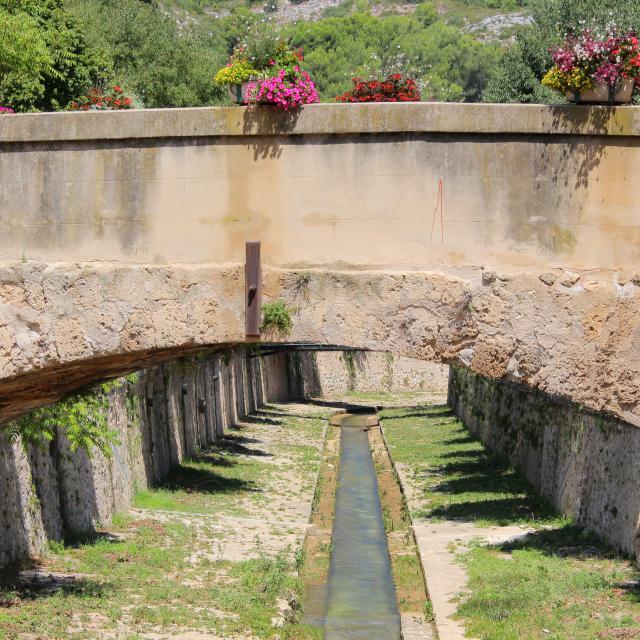 Pont Huveaune Roquevaire Oti Aubagne