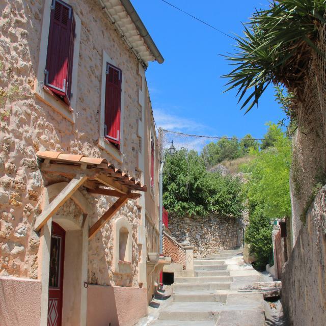Rue Palmier Roquevaire Oti Aubagne