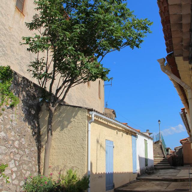 Rue Peypin Oti Aubagne